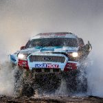 SOUTH RACING'S PÓREM CLAIMS PORTUGUESE AND IBERIAN OFF-ROAD TITLES WITH FOURTH VICTORY IN BAJA PORTALEGRE 500
