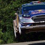 Ogier avoids title talk before Rally GB