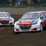 Loeb supports Peugeot heading into an 'electrifying' era