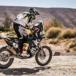Pablo Quintanilla crowned 2017 FIM Cross-country rallies world champion