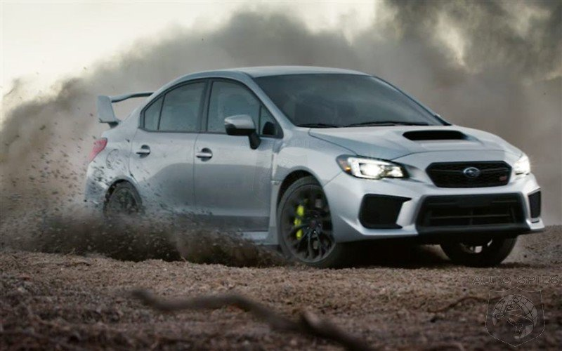 Rumors Of The Subaru Wrx Sti S Death Are Greatly Exaggerated Rallystar