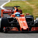 Alonso focuses above 'small world of F1'