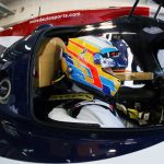 Fernando Alonso completes first test with United Autosports
