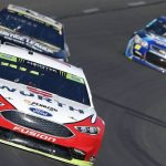 Brad Keselowski preserves NASCAR title chances with Texas recovery