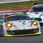 Herberth Motorsport wins the Hankook 24H COTA USA