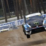 South Africa WRX: Champion Kristoffersson ends season with win
