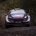 Ogier puts motor rally champagne on ice