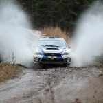 Subaru Rally Team Canada Takes Home Decisive Tall Pines Win