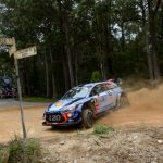 NEUVILLE BUILDS WORLD RALLY AUSTRALIA ADVANTAGE ON COFFS STAGES