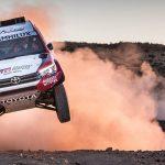 TOYOTA GAZOO RACING SA ANNOUNCES THREE-CAR LINE-UP FOR DAKAR 2018