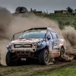 TOYOTA'S YEAR TO REMEMBER IN SOUTH AFRICAN CROSS COUNTRY SERIES