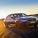 FIRST DRIVE: The 2018 BMW M5 – Monster Power Meets Grip King