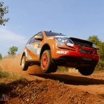 Racer Gaurav Gill wins Rally of Arunachal