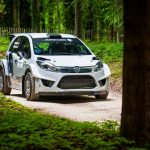 Proton Iriz R5 scores first victory in Grizedale Rally