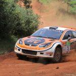 Tundo, Jackson jointly win 2017 Safari Classic Rally