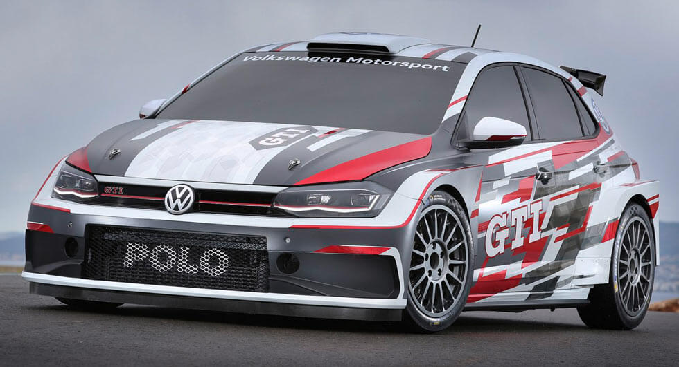 VW Polo GTI R5 Rally Car Rockets From 0-62 MPH In 4 1 Seconds