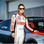 Rebecca joins the Electric GT Drivers' Club