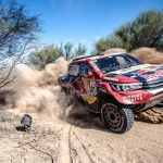 DISAPPOINTMENT FOR TEN BRINKE/PÉRIN; ELATION FOR AL ATTIYAH/BAUMEL ON STAGE 13 OF DAKAR 2018