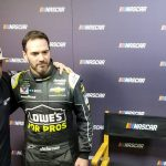 F1 veteran Fernando Alonso meets Jimmie Johnson, states desire to try NASCAR