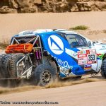 STILL CHASING THE DAKAR DREAM