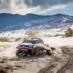 STUNNING STAGE VICTORY FOR TOYOTA GAZOO RACING SA'S TEN BRINKE ON STAGE 11 OF DAKAR 2018