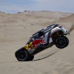 Dakar Rally 2018: Sainz takes lead