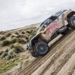Sainz hints at retirement after 2018 Dakar triumph