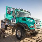 Africa Eco Race 2018:De Rooy full throttle through 1st stage in Mauritania