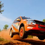 Gill wins fifth INRC crown