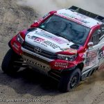 SAINZ TOPS SENSATIONAL DAKAR DAY