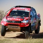 Toyota: Early Dakar stages key to beating Peugeot