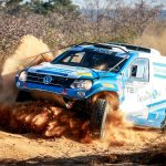 Dakar starts for Hennie de Klerk