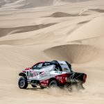 PERFECT START TO DAKAR 2018 FOR TOYOTA GAZOO RACING SA