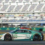 Why IMSA penalized the Land Motorsport Audi R8 LMS GT3 during the Rolex 24