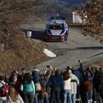 Andreas Mikkelsen forced out of Rallye Monte-Carlo with alternator issues