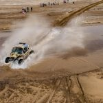 PUNISHING ARGENTINEAN STAGE INTO BELÉN  COSTS SOUTH RACING CAN-AMS VALUABLE TIME