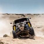 STAGE VICTORY CATAPULTS SOUTH RACING CAN-AM'S VARELA  INTO SXS CATEGORY LEAD AT DAKAR RALLY