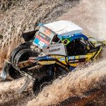 SOUTH RACING CAN-AM TEAM'S VARELA TAKES COMFORTABLE SxS CATEGORY LEAD INTO FINAL DAKAR RALLY STAGE