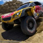 DAKAR BARES ITS TEETH