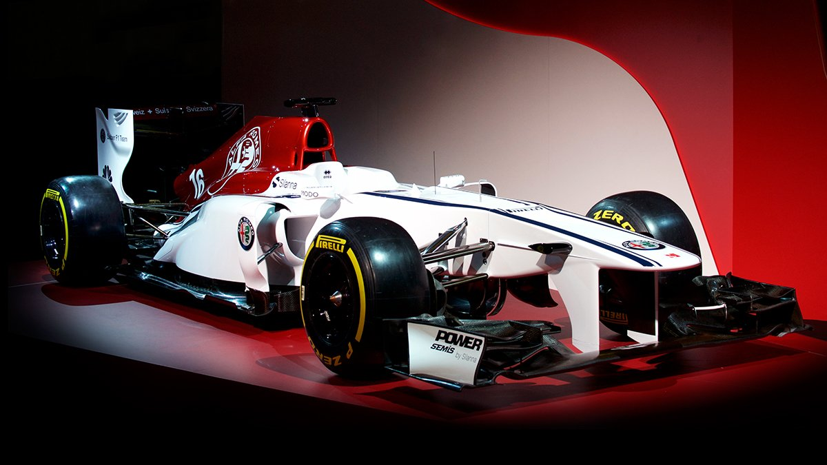 2018 f1 sauber to become alfa romeo works team rallystar. Black Bedroom Furniture Sets. Home Design Ideas