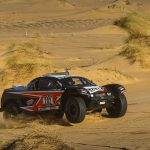 Africa Eco Race – A stage full of Suspense and surprises in the dunes of Mauritania