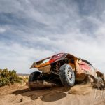 Peterhansel clinches 40th career stage win at Dakar, SS9 cancelled