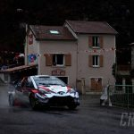 WRC: Tanak sets up final day fight with Ogier at Rallye Monte-Carlo