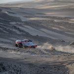 STATUS QUO FOR TOYOTA GAZOO RACING SA AS DAKAR 2018 REACHES NEW HEIGHTS