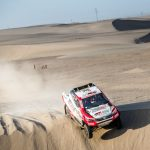 CONSOLIDATION FOR TOYOTA GAZOO RACING SA ON STAGE 5 OF DAKAR 2018