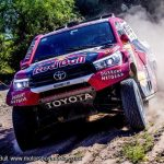 13TH DAY WREAKS DAKAR HAVOC