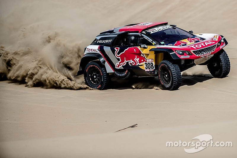 dakar 2018 stage 2 despres leads peugeot fightback rallystar. Black Bedroom Furniture Sets. Home Design Ideas