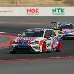 Engstler and Thoma win with the Golf GTI in Dubai