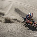 Dakar 2018, Stage 4: Sunderland out, van Beveren leads