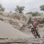 Dakar cancels Stage 12 for bikes, quads